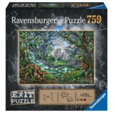 Exit puzzle 759 db-os - Az unikornis