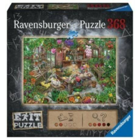 Exit puzzle 368 db-os - Az üvegházban