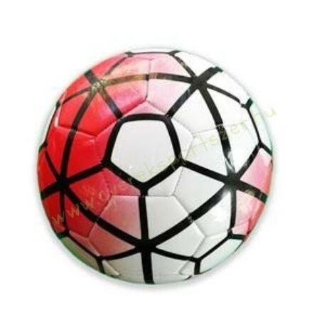 Futball labda, géppel varrott edzőlabda, 5-ös méret