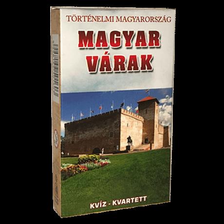 Magyar Várak (Ismeretterjesztő Kártya)