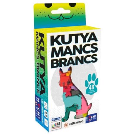 Kutya Mancs Brancs logikai játék