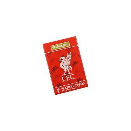 Liverpool focicsapat - francia kartya