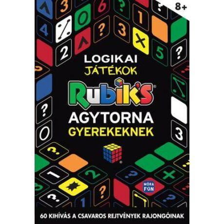Logikai játékok - Agytorna gyerekeknek (Rubik's)