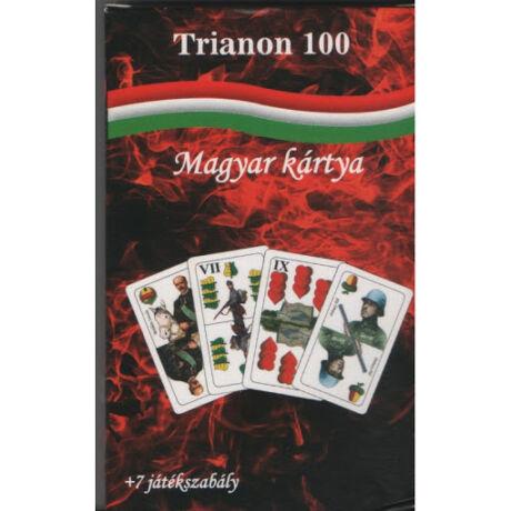 Magyar kártya Trianon
