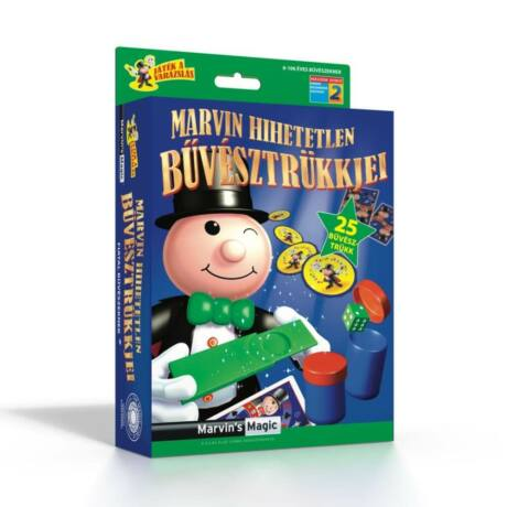 Marvin's Magic varázslatos bűvész szett 2.