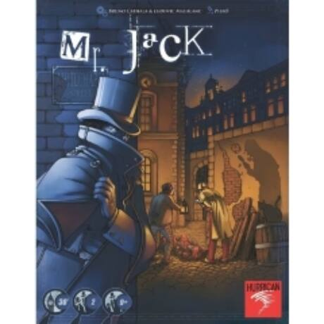 Mr. Jack in London