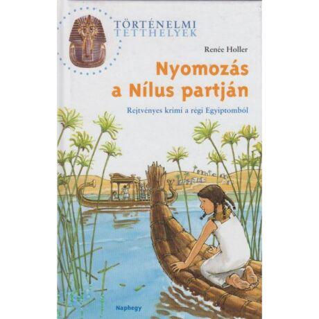 Nyomozás a Nílus partján (antikvár)