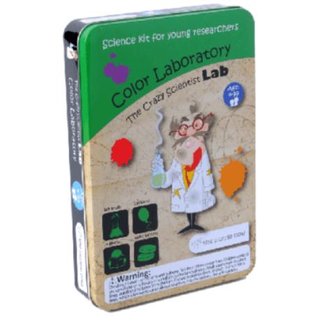 PC A Lángelme Tudós Laboratóriuma - Színlaboratórium