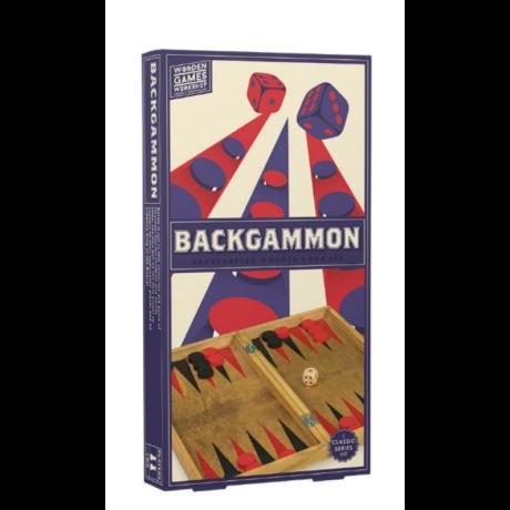 Professor Puzzle Backgammon