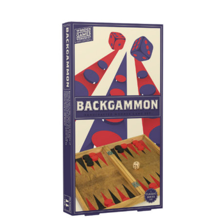 Professor Puzzle Backgammon