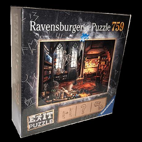 Exit puzzle 759 db-os - Sárkány labor