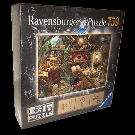 Exit puzzle 759 db-os - Boszorkánykonyha