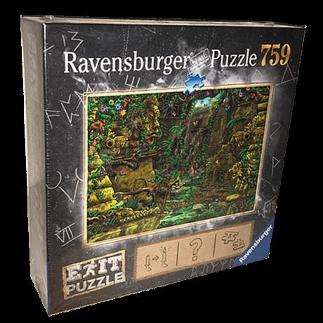 Exit puzzle 759 db-os - Templom Angkorban