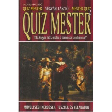 Quiz mester 2. (antikvár)
