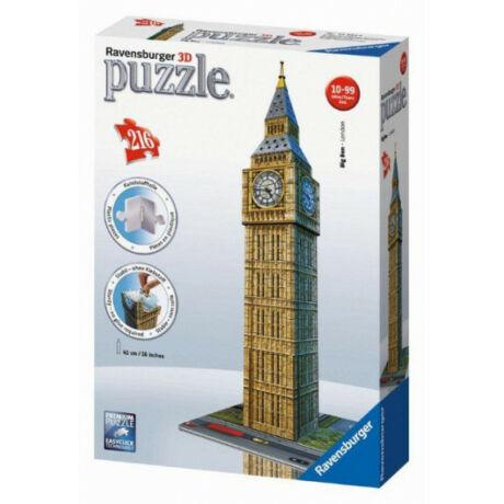 Big Ben 216 darabos 3D puzzle
