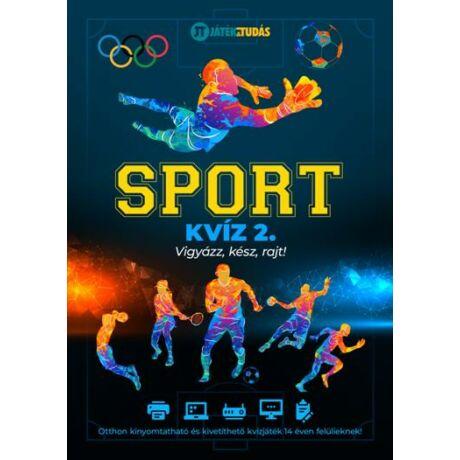 sport kvíz 2. letölthető kvízjáték