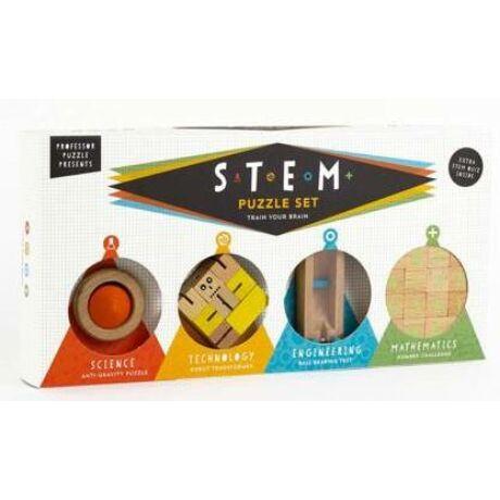 S.T.E.M. logikai készségfejlesztő játékszett