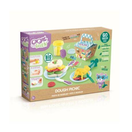 Super Green gyurma piknik