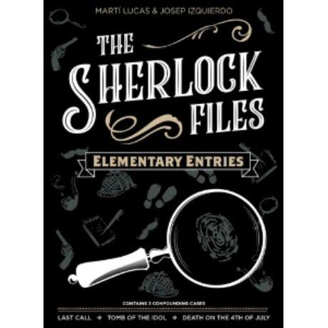 The Sherlock Files: Elementary Entries