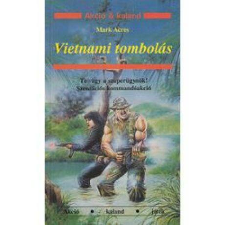 Vietnámi tombolás (antikvár)